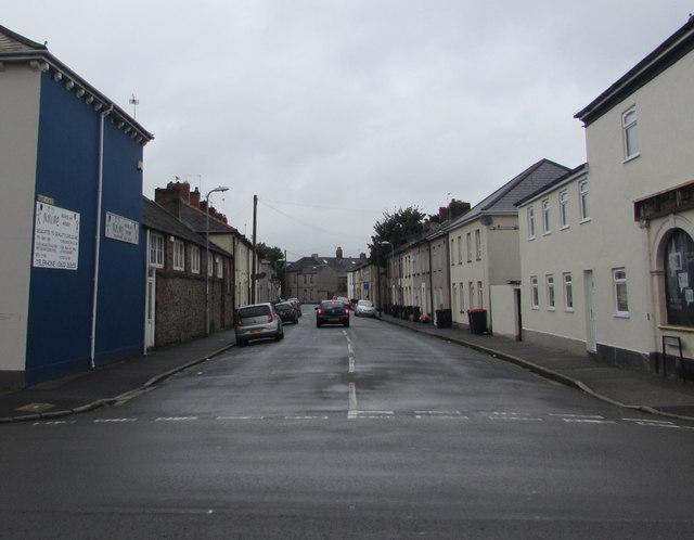 Bishop Street, Barnardtown, Newport