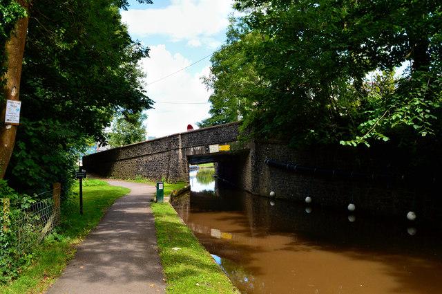 Bridge 103, Gilwern