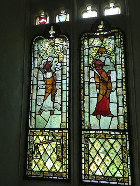 The First Medieval Window