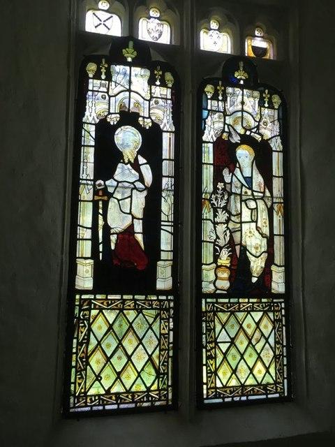 Second Medieval Window