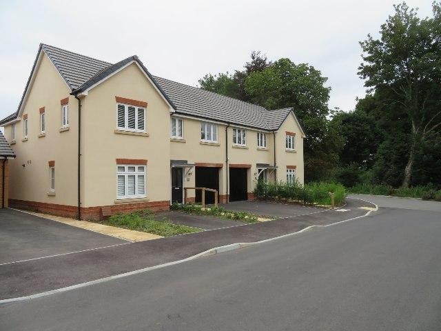 New builds - Longwood Copse Lane