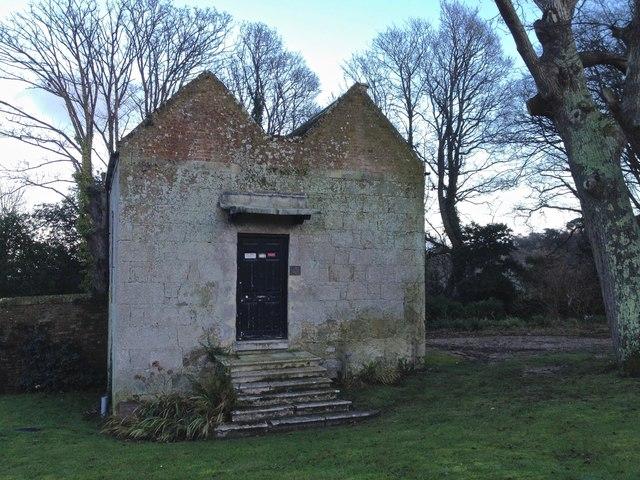 Captain Henry Kater's Summer House, Shanklin Manor
