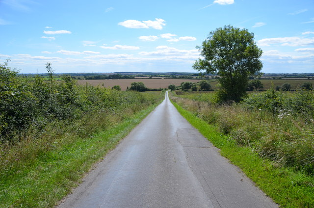 Lane to the A616