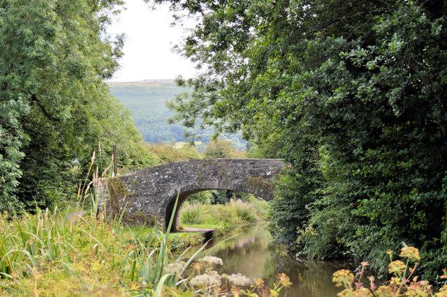 Heol-yr-Allt Bridge ( No 101), Mon and Brec canal