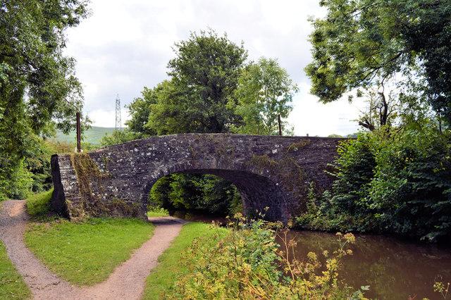 Heol-yr-Allt Bridge, No 101