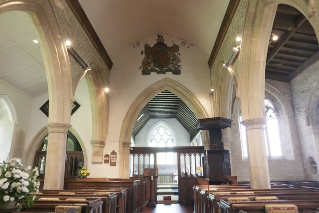 View down the Nave