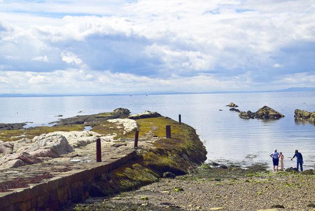 Old Pier, Pittenweem, Fife