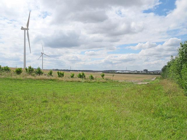 Turbines and Camgrain