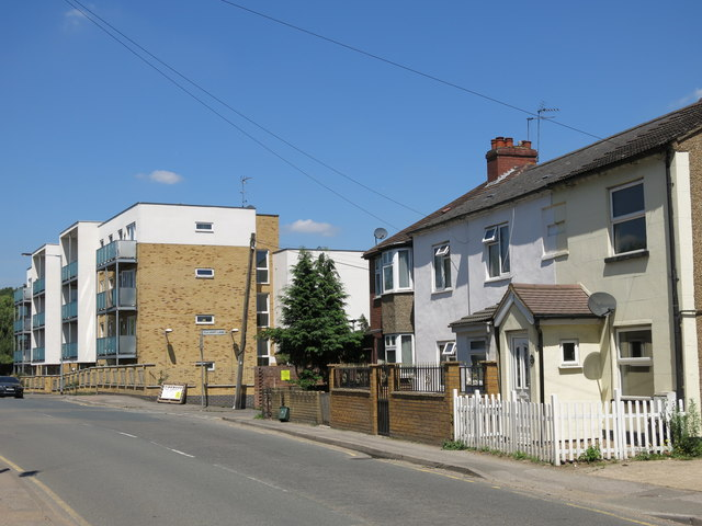 Cowley Mill Road