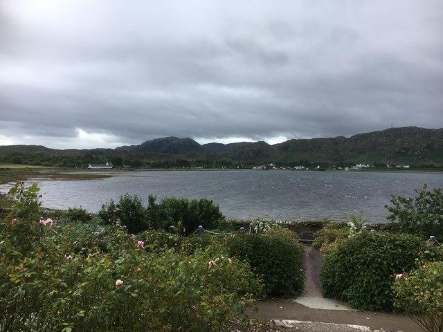 Poolewe - North West Scotland