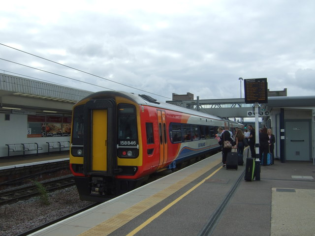 Peterborough Railway Station