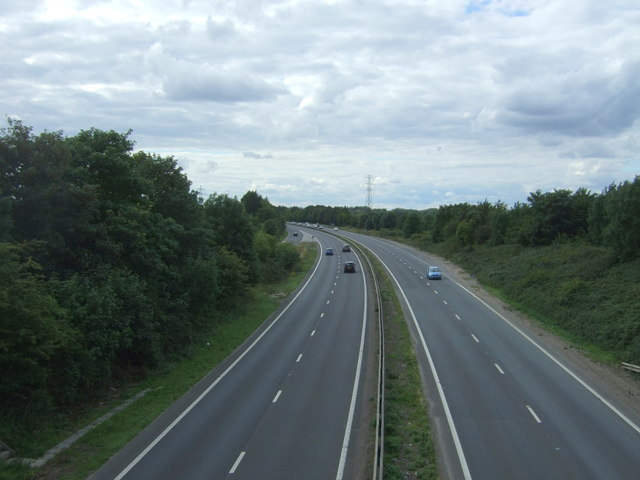 A14, Fen Ditton