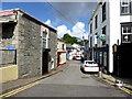 G7176 : Bridge Street,Killybegs by Kenneth  Allen