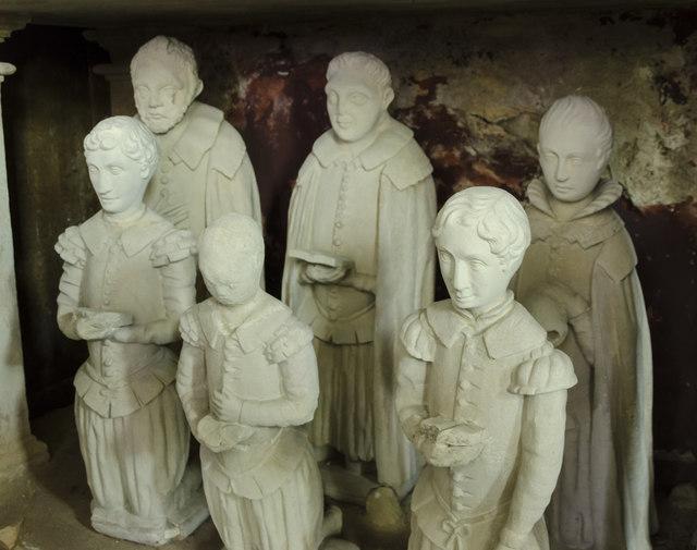 Cartwright Boys, Church of the Holy Rood, Ossington