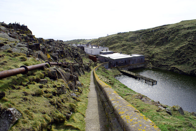 Palpitation Brae, Isle of May