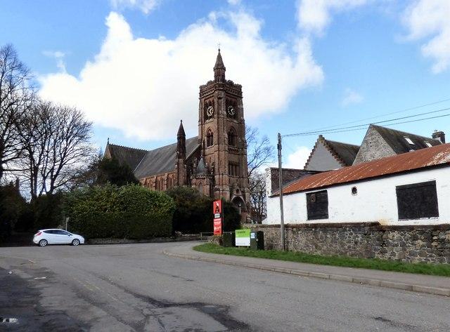 St Andrews, Moffat