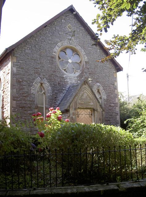 Blagdon Baptist church