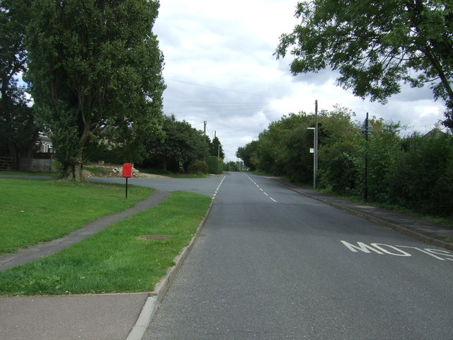 Duck Lane, Haddenham