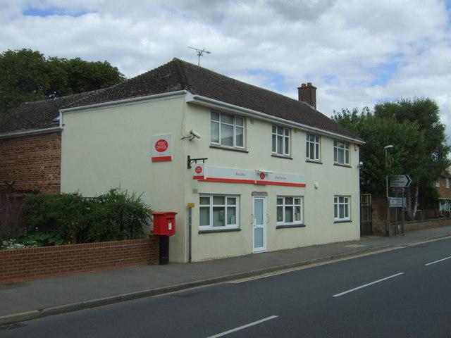 Wilburton Post Office