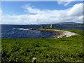 G7574 : Castle Murray, near St John's Point, County Donegal by Kenneth  Allen
