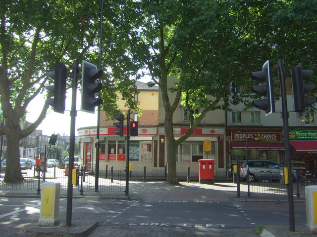 Essex Road Post Office, London N1