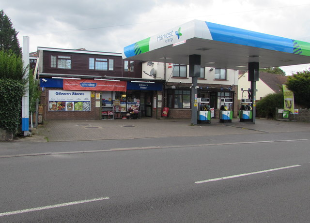 Gilwern Stores and post office, Gilwern