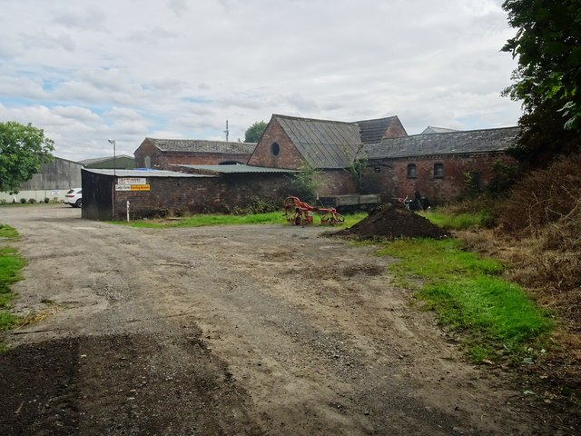 Aldridge Lodge Farm