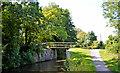 SO2614 : Humphrey's Bridge, (No 100), Mon and Brec canal by Philip Pankhurst