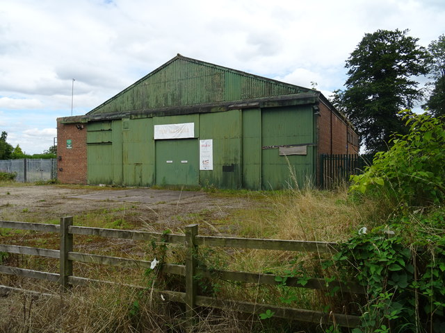 Top Hangar - Aldridge Airport