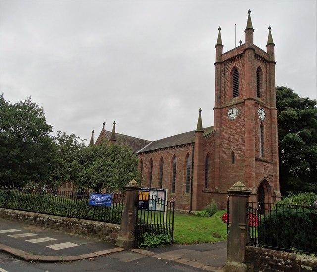 St Michael's Church, Stanwix, Carlisle