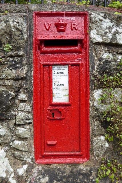 Victoria Letterbox
