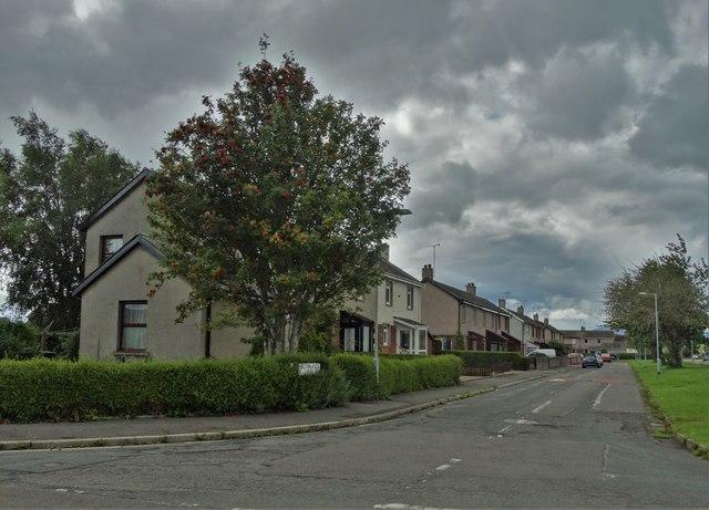 Broomlands Drive, Dumfries