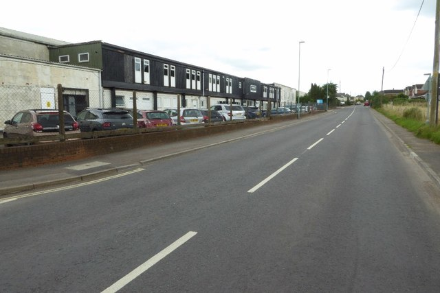Units on Tufthorn Industrial Estate