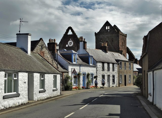 Main Street, New Abbey