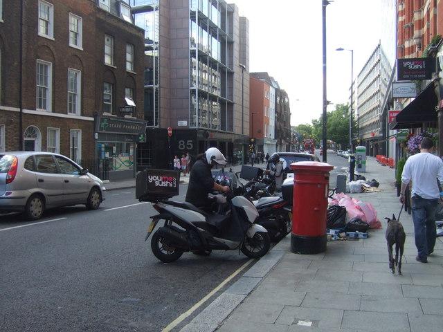 Gray's Inn Road, London WC1