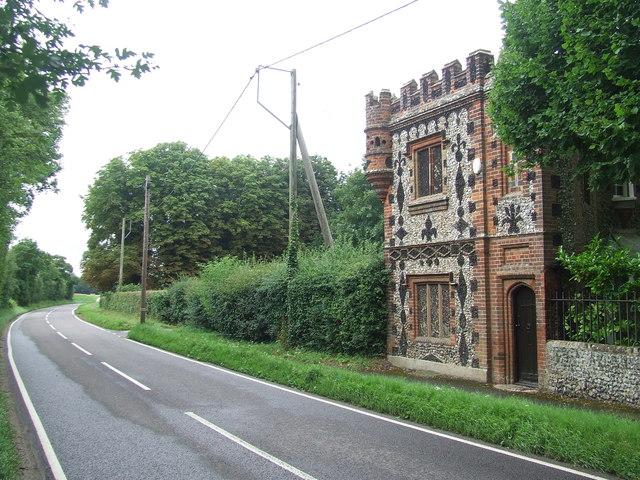 Cinder Hall