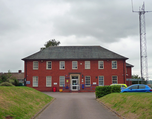 Police station, Ross-on-Wye