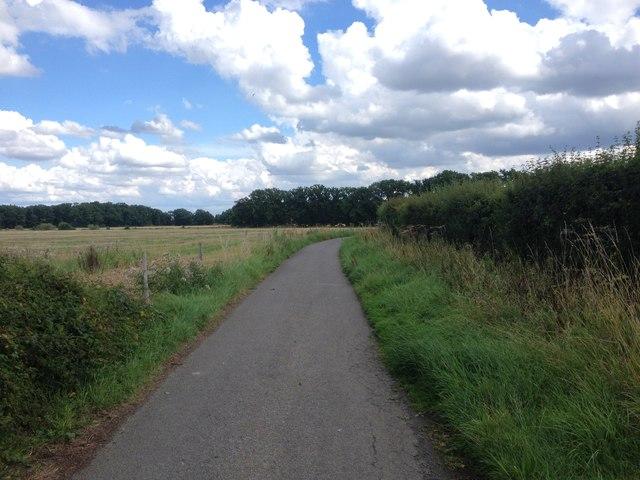 Grave Lane, near Staplehurst