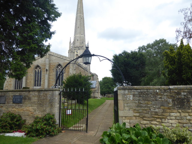 St Vincent's Church, Caythorpe