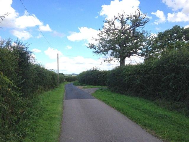 Summerhill Road, near Wanshurst Green