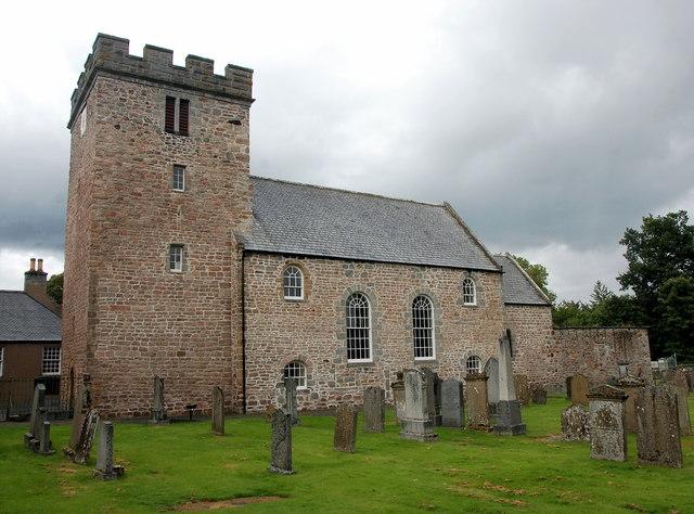 Monymusk Parish Kirk