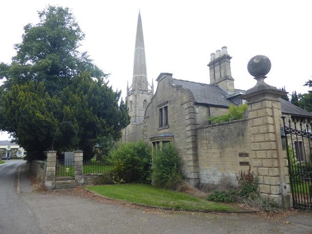 St Vincent's Church, Caythorpe