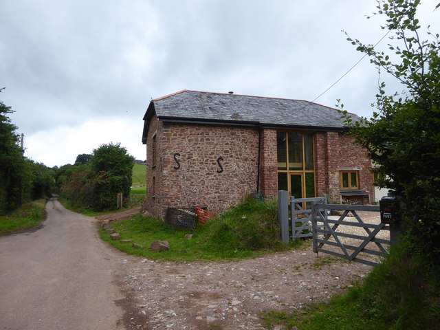 Barn conversion at Little Brithayes