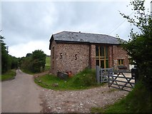 SS9507 : Barn conversion at Little Brithayes by David Smith