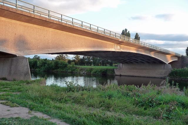Bridstow Bridge near Ross-on-Wye