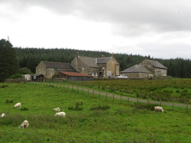Farm at Pundershaw