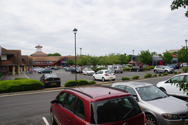 Hankridge Farm Retail Park