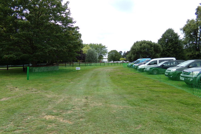Field at Haughley Park