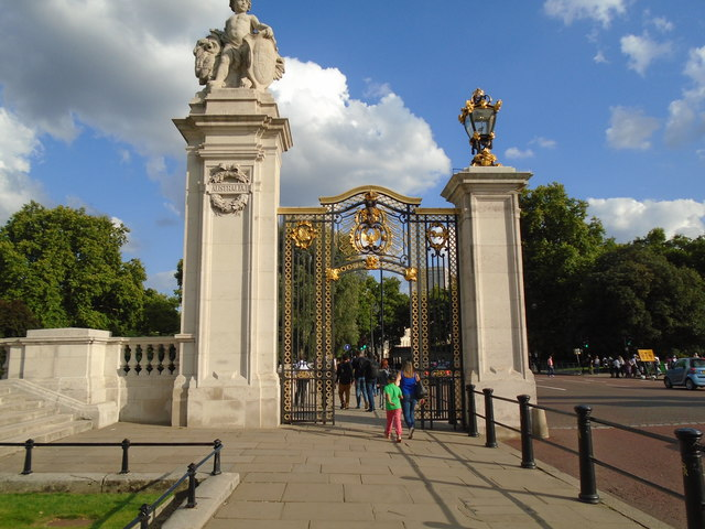 Gate at St James's Park