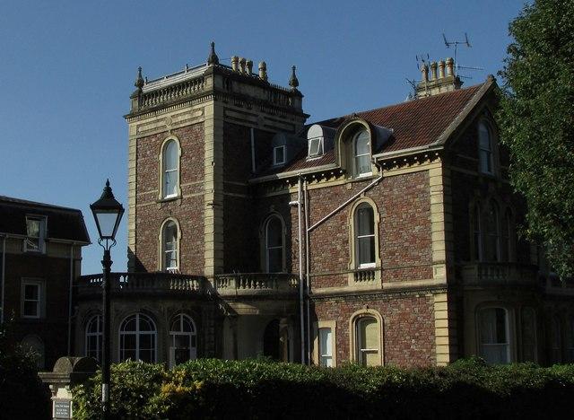 Cotham Park Mansions, Bristol